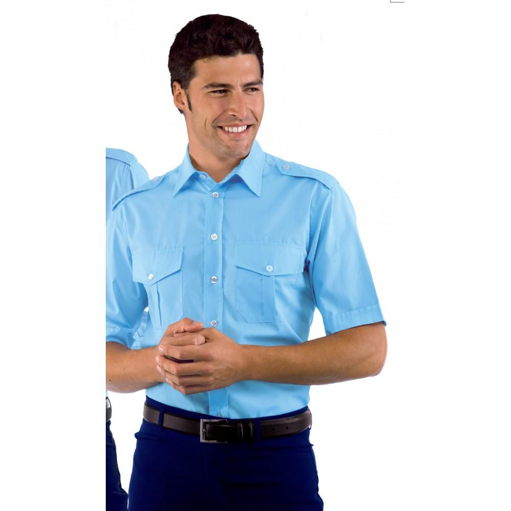 chemise bleu ciel homme aussi pour l 39 hiver. Black Bedroom Furniture Sets. Home Design Ideas