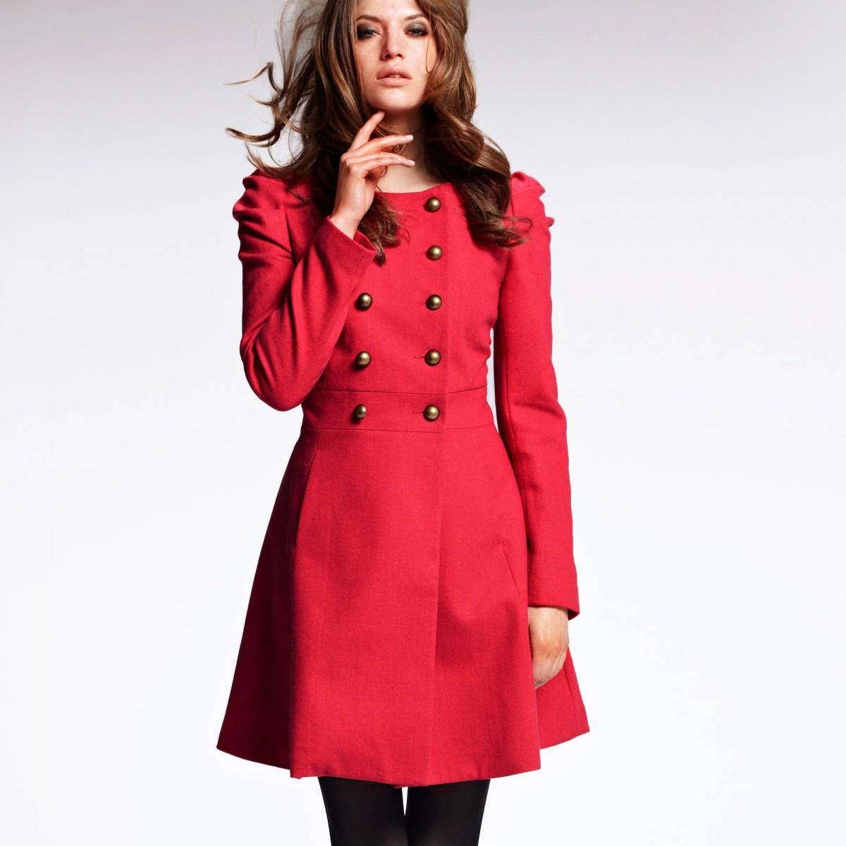 Manteau classe femme 2017