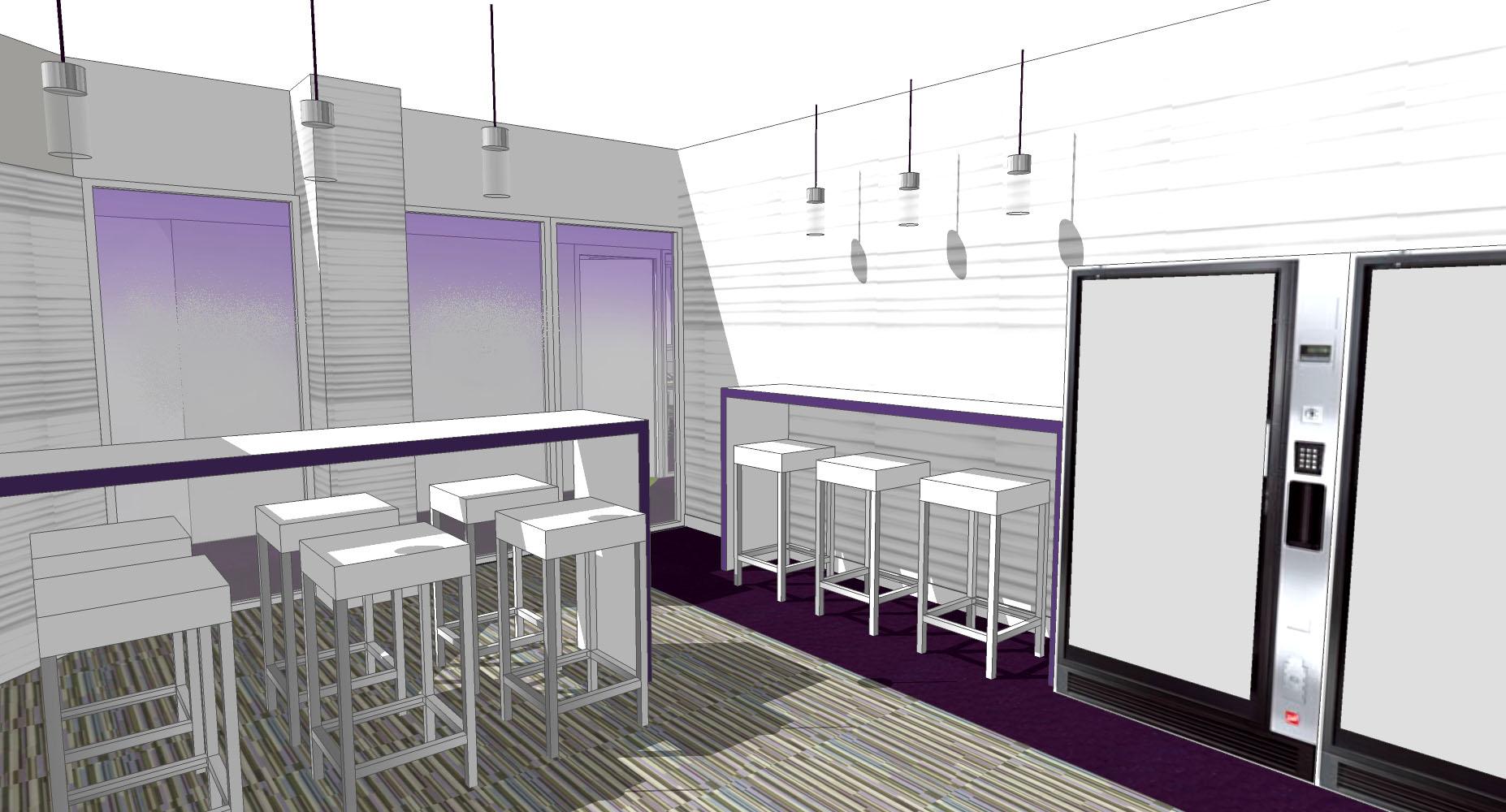 Bts design d espace : agence de design