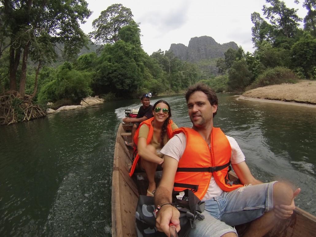Je suis parti au Laos : avec LaosVo, c'est l'idéal