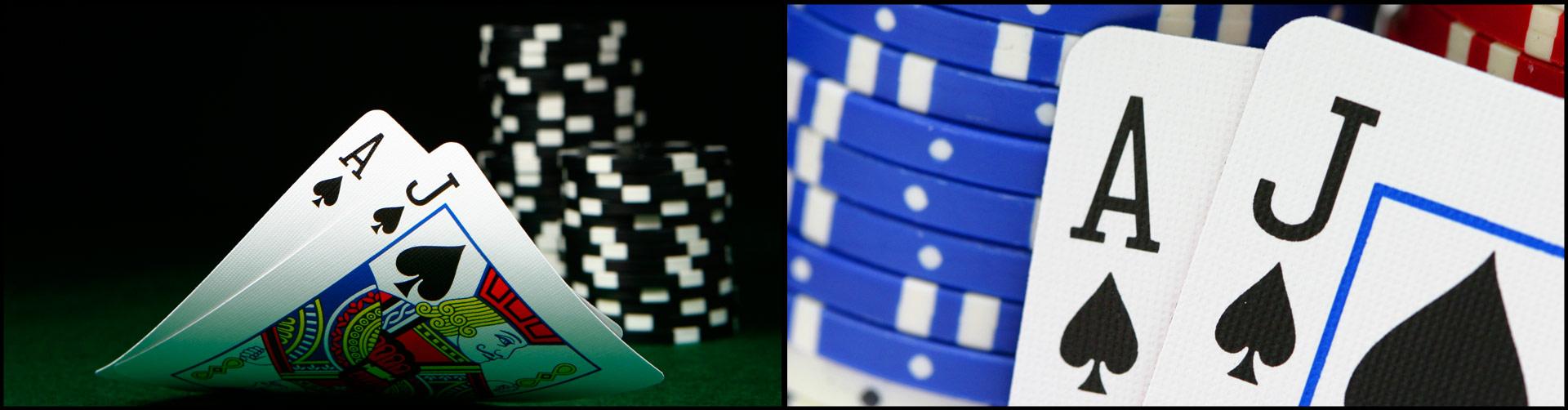 Le blackjack pour de bons gains