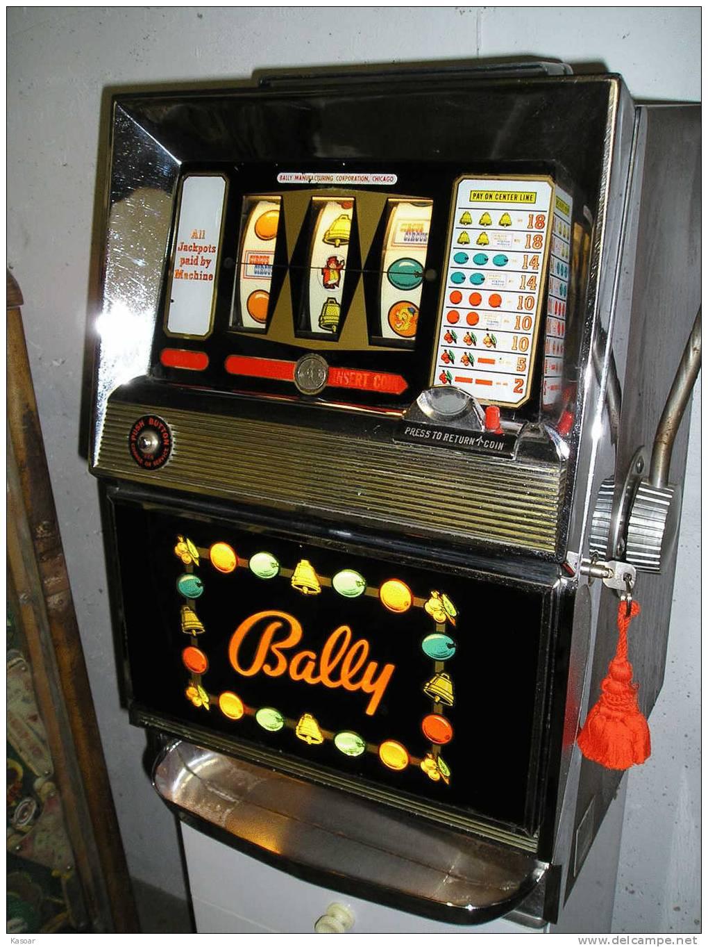Jouer Machine A Sous En Ligne