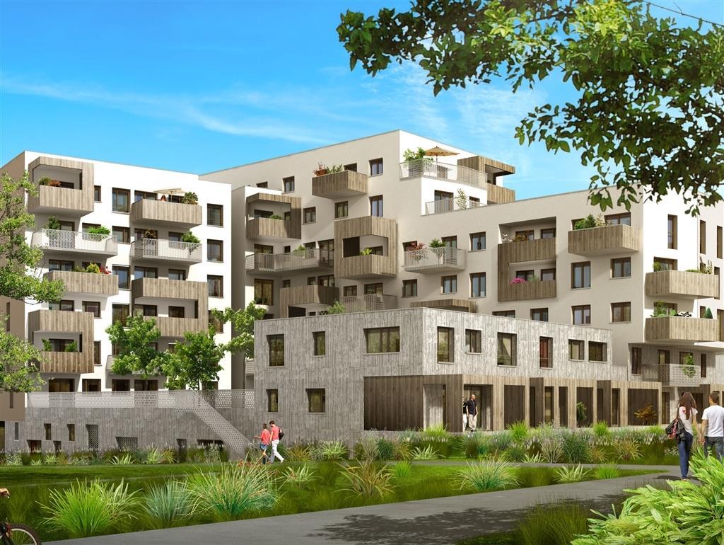Programme immobilier neuf montpellier tout ce qu il faut for Appartement acheter